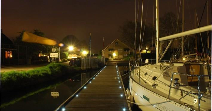 Illumino la notte con tecnologia led!