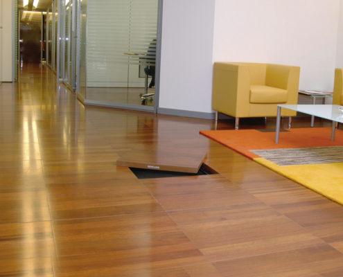 pavimento sopraelevato newfloor